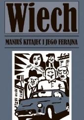 Okładka książki Maniuś Kitajec i jego ferajna Stefan Wiechecki
