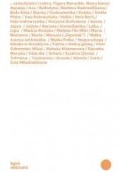 Okładka książki Czterdzieści i cztery Figury literackie. Nowy kanon