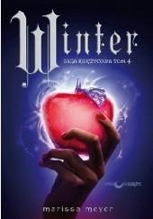 Okładka książki Winter Marissa Meyer