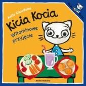 Okładka książki Kicia Kocia. Witaminowe przyjęcie Anita Głowińska