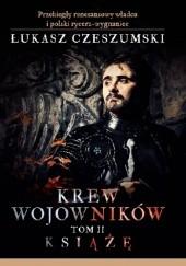 Okładka książki Książę Łukasz Czeszumski