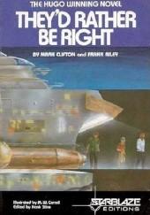 Okładka książki They'd Rather Be Right