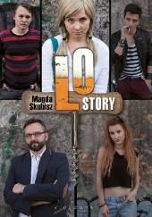 Okładka książki LO story Magda Skubisz