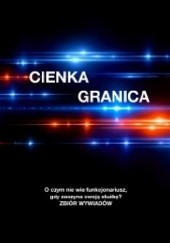Okładka książki Cienka granica Vera Eikon