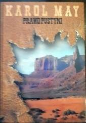 Okładka książki Prawo pustyni Karol May