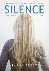 Okładka książki Silence Natasha Preston