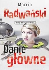 Okładka książki Danie główne