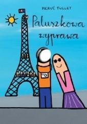 Okładka książki Paluszkowa wyprawa Hervé Tullet