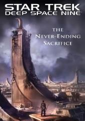 Okładka książki The Never Ending Sacrifice Una McCormack