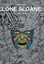 Okładka książki Lone Sloane: Gail, Chaos tom 2 Philippe Druillet