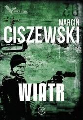 Okładka książki Wiatr Marcin Ciszewski