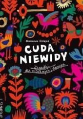 Okładka książki Cuda-niewidy. Zagadki dla młodszych i starszych Marianna Oklejak