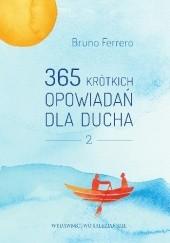 Okładka książki 365 krótkich opowiadań dla ducha 2 Bruno Ferrero