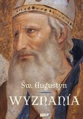 Okładka książki Wyznania Św. Augustyn