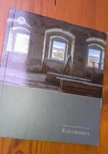 Okładka książki Ratownicy Hubert Klimko-Dobrzaniecki