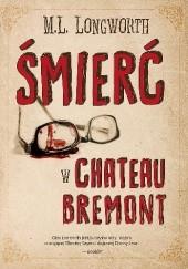 Okładka książki Śmierć w Chateau Bremont