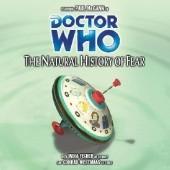 Okładka książki Doctor Who: The Natural History of Fear Jim Mortimore