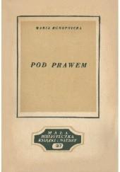 Okładka książki Pod prawem