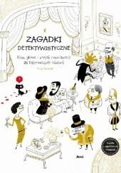 Okładka książki Zagadki detektywistyczne Victor Escandell,Ana Gallo