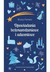 Okładka książki Opowiadania bożonarodzeniowe i adwentowe Bruno Ferrero