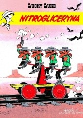 Okładka książki Nitrogliceryna Morris,Lodewijk Lo Hartog Van Banda