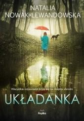 Okładka książki Układanka Natalia Nowak-Lewandowska