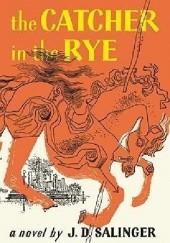 Okładka książki Catcher In The Rye Jerome David Salinger