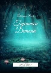 Okładka książki Tajemnica Demona Dragona Rock