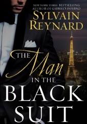 Okładka książki The man in the black suit Sylvain Reynard