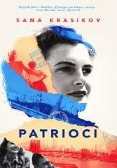 Okładka książki Patrioci Sana Krasikov