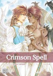 Okładka książki Crimson Spell 6