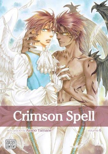 Okładka książki Crimson Spell 6 Ayano Yamane