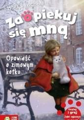 Okładka książki Opowieść o zimowym kotku Holly Webb