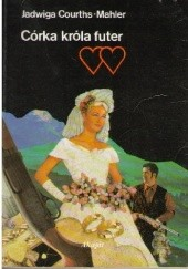 Okładka książki Córka króla futer