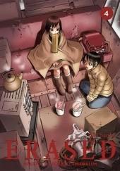 Okładka książki ERASED Miasto, z którego zniknąłem 4 Kei Sanbe