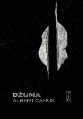 Okładka książki Dżuma Albert Camus