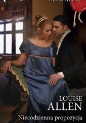 Okładka książki Niecodzienna propozycja Louise Allen
