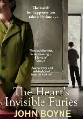 Okładka książki The Heart's Invisible Furies John Boyne