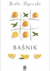 Okładka książki Baśnik Beata Majewska