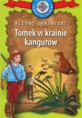 Okładka książki Tomek w krainie kangurów Alfred Szklarski