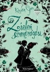 Okładka książki Zieleń szmaragdu Kerstin Gier