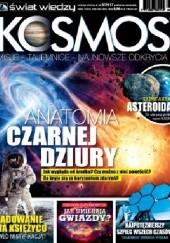 Okładka książki Świat Wiedzy Kosmos (nr 8/2017) Redakcja pisma Świat Wiedzy