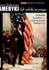 Okładka książki Pomocnik historyczny nr 10/2013; Stany Zjednoczone Ameryki. Jak rodziła się potęga Redakcja tygodnika Polityka