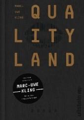 Okładka książki QualityLand Marc-Uwe Kling