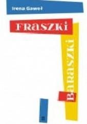 Okładka książki Fraszki-baraszki Irena Gaweł