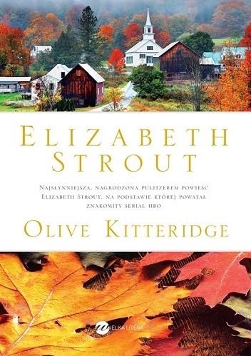 Okładka książki Olive Kitteridge Elizabeth Strout
