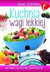 Okładka książki Kuchnia wagi lekkiej Beata Woźniak