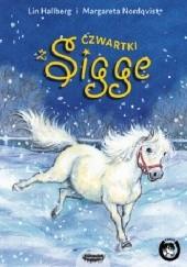 Okładka książki Czwartki z Sigge Lin Hallberg