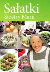Okładka książki Sałatki Siostry Marii Maria Goretti Nowak