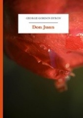 Okładka książki Don Juan George Gordon Byron